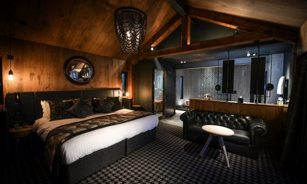 NORTH EAST'S FIRST LUXURY TREEHOUSES OPEN FOR BUSINESS…