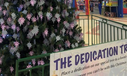 GENEROUS SUNDERLAND SHOPPERS SUPPORT GOOD CAUSES…