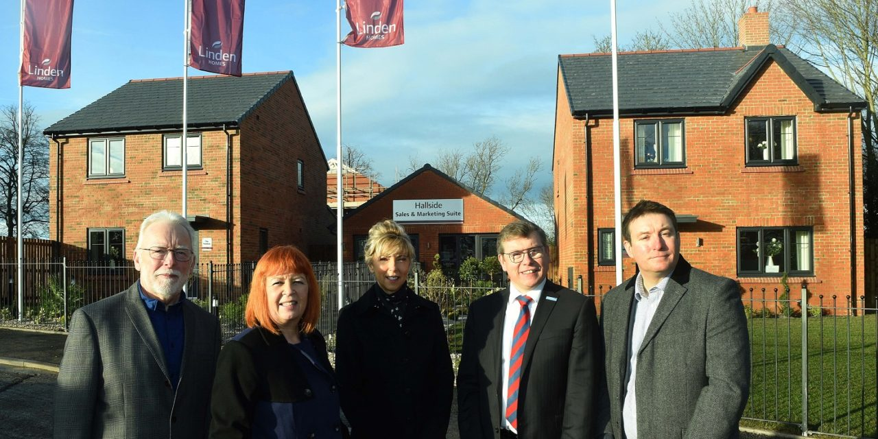 Linden Homes revives Mowden Hall grounds