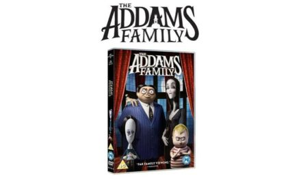 THE ADDAMS FAMILY | ON BLU-RAY AND DVD | 2nd March