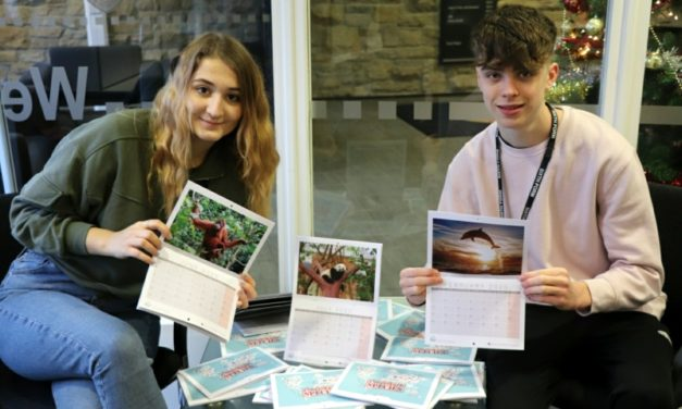 A great start to 2020 for students' 'Save Our Species' enterprise