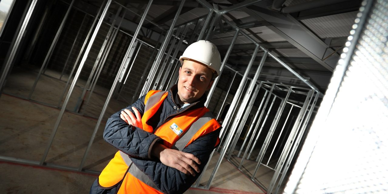 GROWTH SEES PLANNED MOVE FOR COUNTY DURHAM CHARTERED SURVEYORS