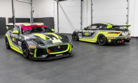 DOUBLE DELIGHT, A PAIR OF ASTON MARTIN VANTAGE RALLY GT CARS AND TWO INVICTUS GAMES JAGUAR F-TYPES