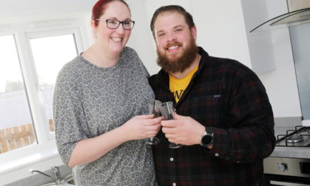 New residents enjoying Rent to Buy homes in Darlington