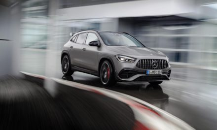 THE NEW MERCEDES-AMG GLA 45 4MATIC+: A COMPACT PERFORMANCE SUV TO SUIT ANY LIFESTYLE