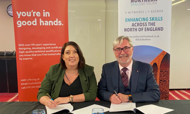 NCFE and NSN announce strategic partnership