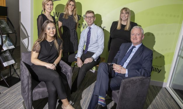 MHA TAIT WALKER WEALTH MANAGEMENT APPRENTICES MAKE THEIR FUTURE COUNT WITH LEADING NORTH EAST ACCOUNTANCY PRACTICE