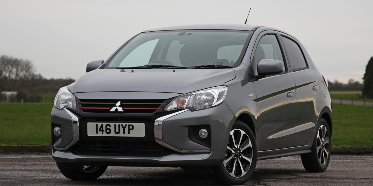 NEW MITSUBISHI MIRAGE NOW ON SALE IN THE UK PRICED FROM £10,550 OTR
