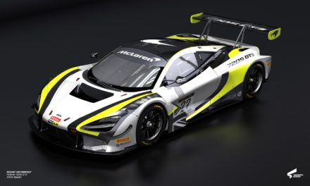 JENSON TEAM ROCKET RJN CONFIRMS 2020 GT WORLD CHALLENGE EUROPE ENTRY WITH McLAREN 720S GT3