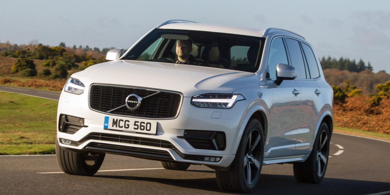 VOLVO XC90 REMAINS THE BEST LUXURY SUV ON THE UK USED CAR MARKET*