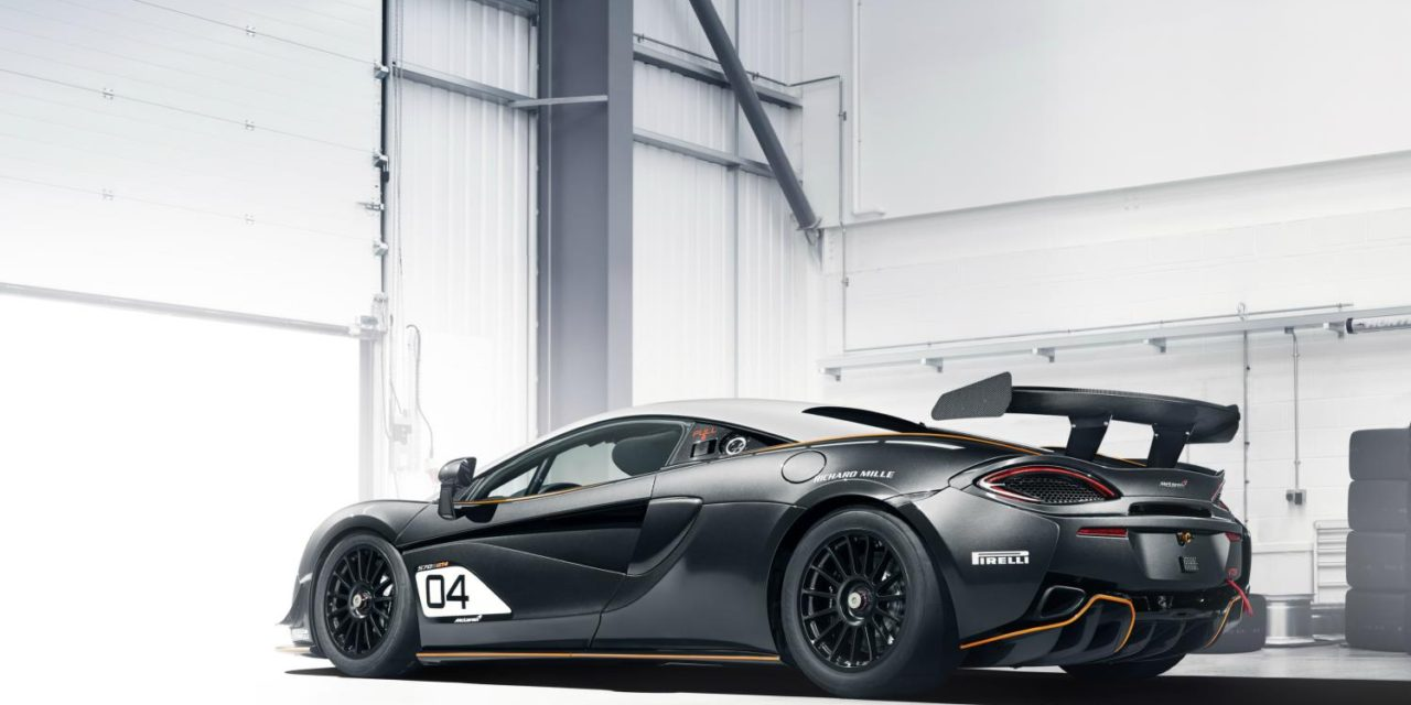 McLAREN 570S GT4 RACE CAR REFRESHED FOR 2020 AFTER MOST SUCCESSFUL SEASON
