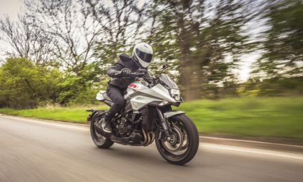 SUZUKI ANNOUNCES WINTER OFFERS INCLUDING 0% FINANCE ON GSX-R1000R AND KATANA