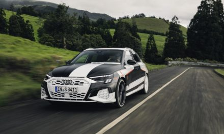 ALL-NEW AUDI A3 – QUATTRO DRIVE GETS ITS MOMENT IN THE SUN