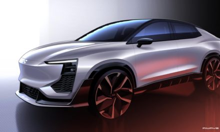 AIWAYS PREVIEWS U6ION ELECTRIC CROSSOVER COUPE CONCEPT