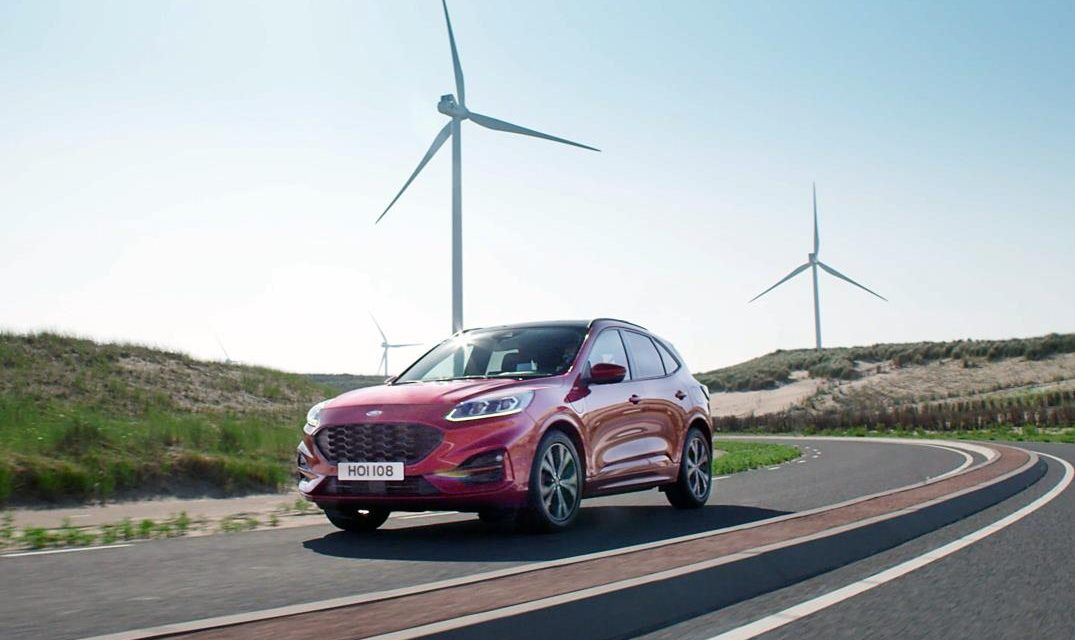 ALL-NEW FORD KUGA GOES ALMOST 30 PERCENT FURTHER ON A LITRE OF FUEL FOR BEST-IN-CLASS EFFICIENCY