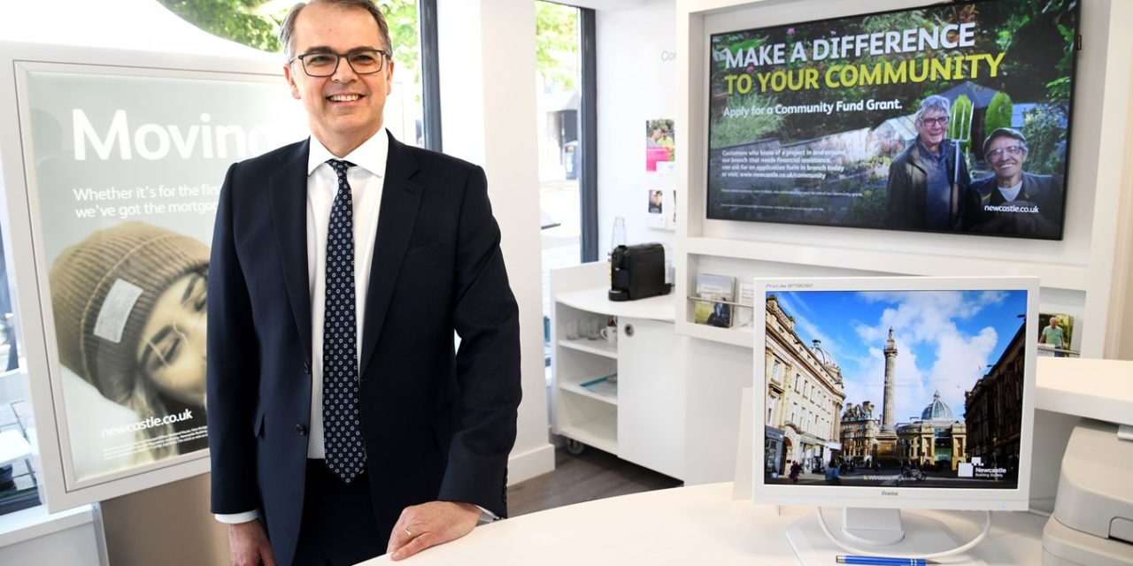 Newcastle Building Society 2019 results