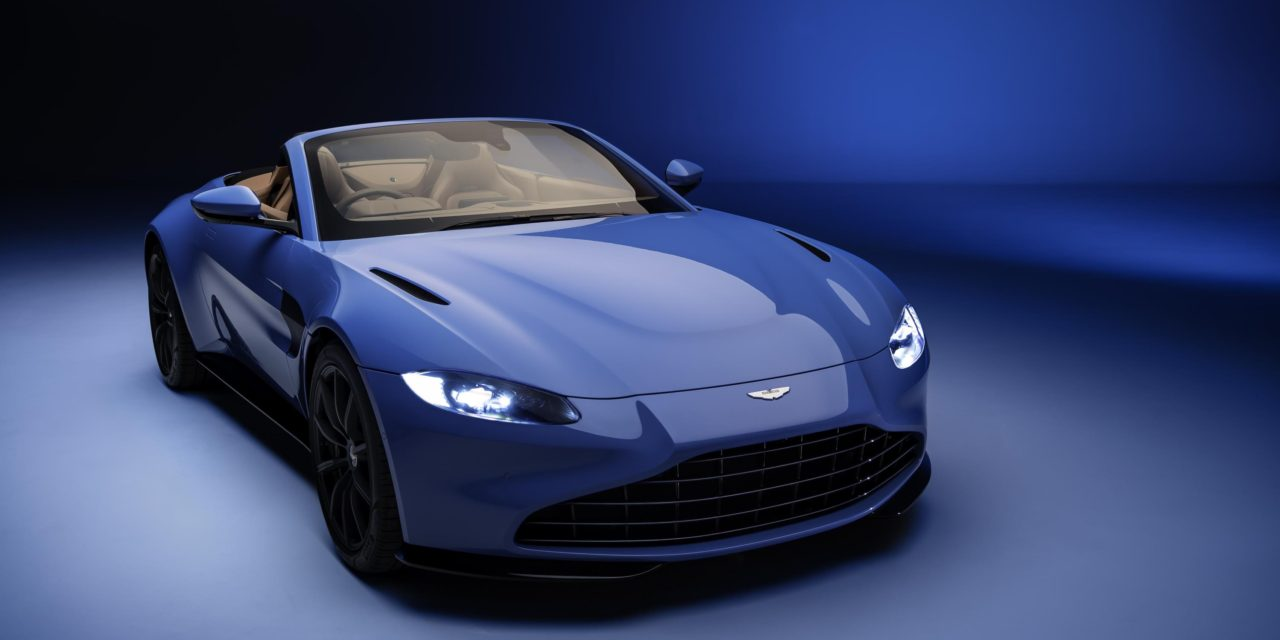 VANTAGE ROADSTER: UNCOMPROMISING PERFORMANCE MEETS PURE EMOTION