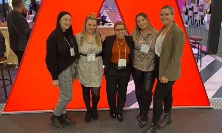 Prestigious win for Teesside University business students