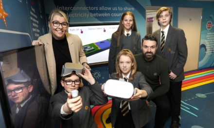 Energy education centre helps spark interest in renewable energy careers