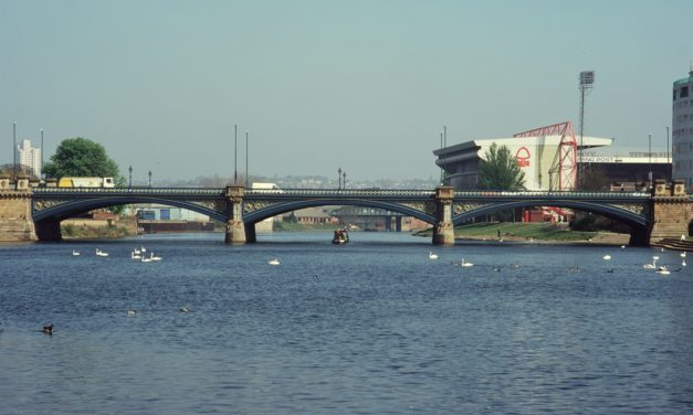 Bridge Rehabilitation Team secures Trent Bridge maintenance project