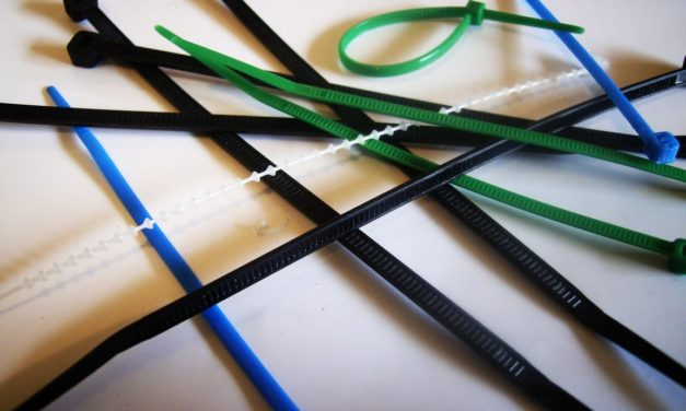 Wholesale Custom Cable Ties- A Step towards Business Enhancement