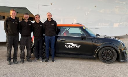 Coates to join the MINI Elite