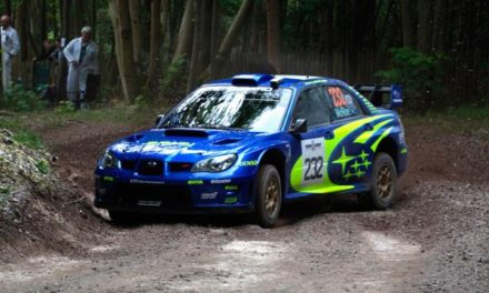 RALLY ICONS COME TO AUCTION AT RACE RETRO SALE