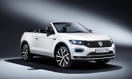 HERE COMES THE FUN: VOLKSWAGEN T-ROC CABRIOLET OPENS FOR ORDER FROM £26,750 RRP OTR
