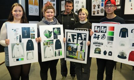 Student designers go extreme for outdoor clothing company