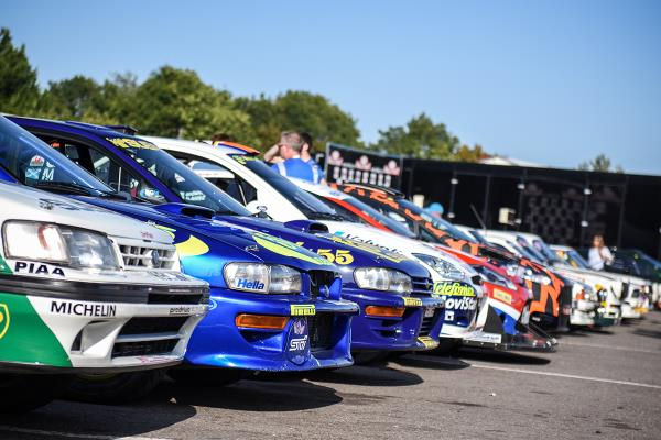 RALLYDAY AND PRODRIVE JOIN FORCES TO DELIVER A JUNE TREAT FOR FANS