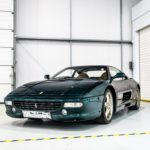 PREVIOUSLY NEGLECTED 'BARNFIND' FERRARI F355 RECOMMISSIONED AT H.R. OWEN FERRARI