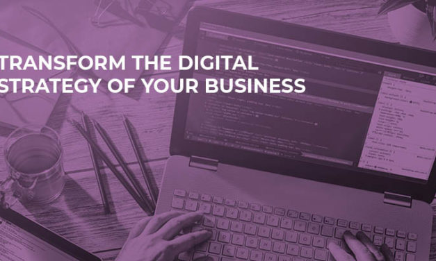 Transform the digital strategy of your business