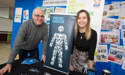 EDF Energy announces new charity partnership with Prostate Cancer UK