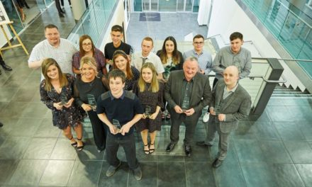 North East businesses awarded for their apprenticeship success