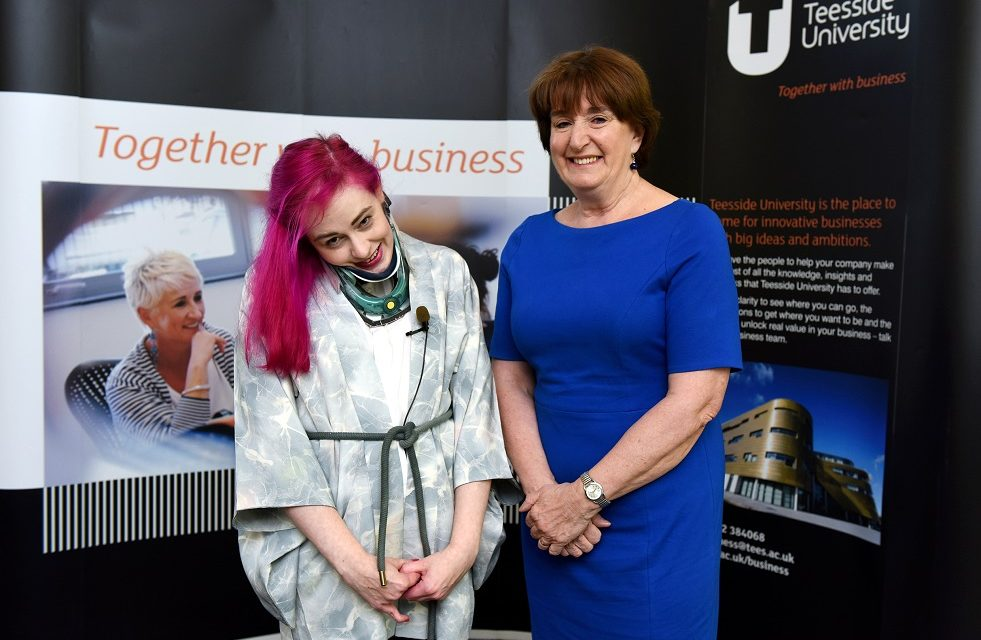 'Leave your comfort zone', business leaders told