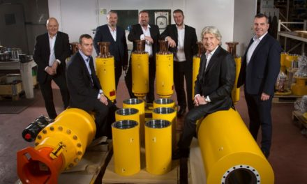 EXPRESS EXPANDS IN RECOVERING SUBSEA EQUIPMENT SECTOR