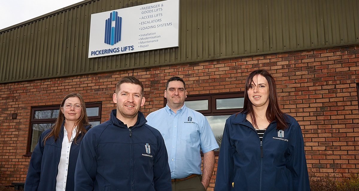 New Warrington office lifts Teesside company to new heights