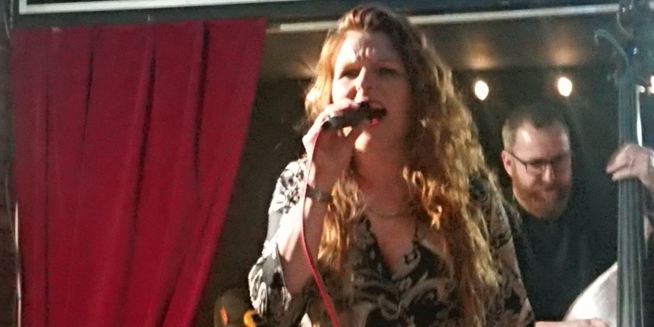 Belgium-bound for Tyneside's Jazz Vocalist of the Year