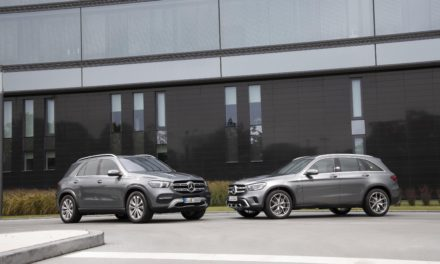 EFFICIENT NEW GLC 300 E AND GLE 350 DE PLUG-IN HYBRIDS ADDED TO MERCEDES-BENZ SUV LINE-UP