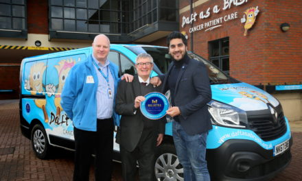 Malhotra Group to support Daft as a Brush charity