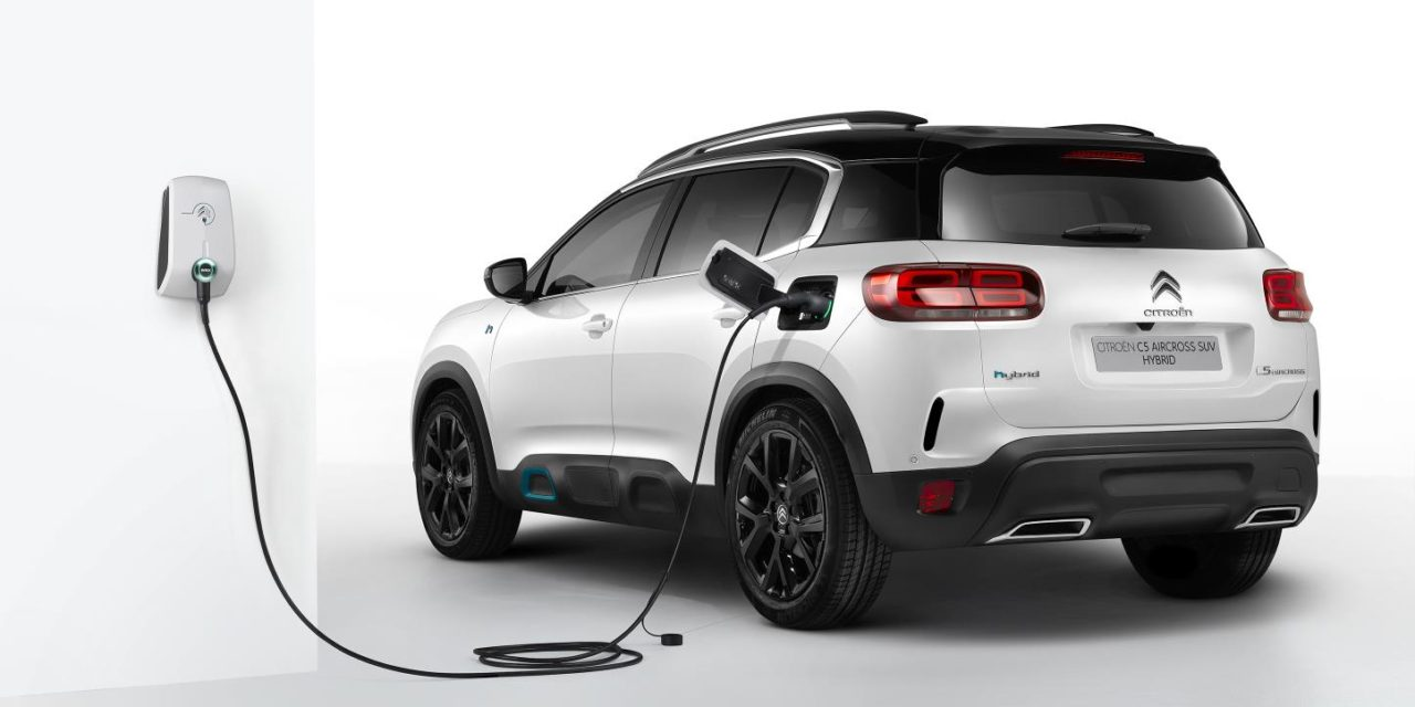 NEW CITROËN C5 AIRCROSS SUV HYBRID AVAILABLE TO ORDER NOW IN THE UK