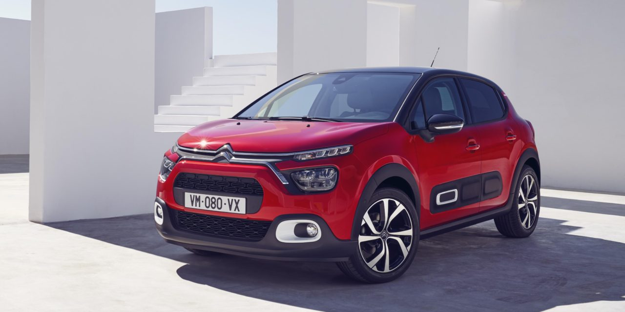 NEW CITROËN C3: NOW WITH MORE PERSONALITY AND COMFORT