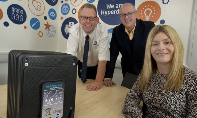 Hyperdrive Innovation Upskilling Managers Ahead Of Rapid 2020 Growth With Hay & Kilner Support