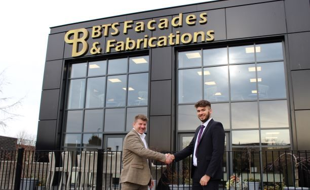 UTC Student Secures Competitive BTS Fabrication Apprenticeship
