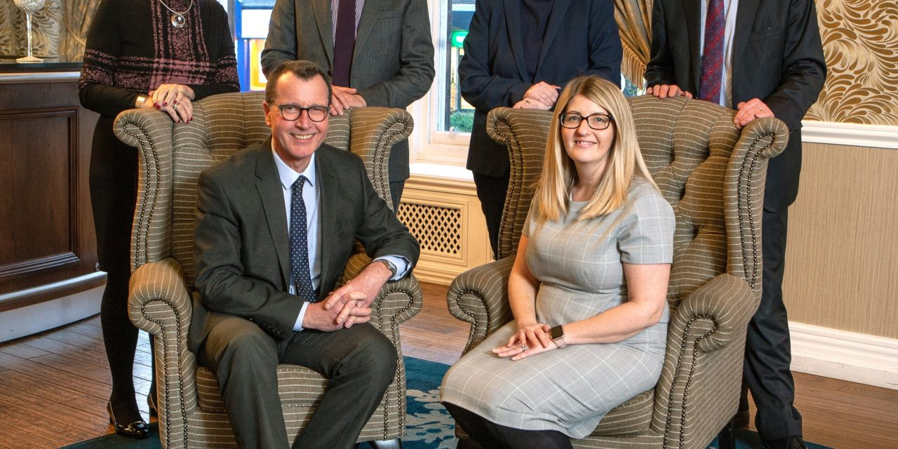 New owners and management team at Latimer Hinks Solicitors