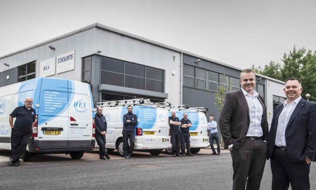 HLA Services secure their latest long-term contract with another North East educational establishment