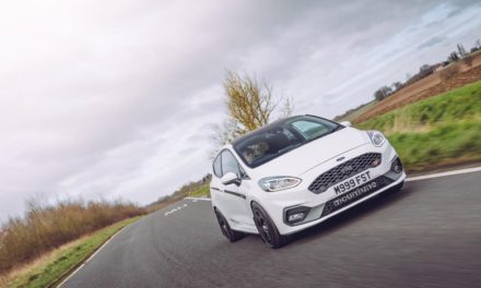 PERFORMANCE OF THE MK8 FIESTA ST IS FURTHER ENHANCED WITH LATEST UPGRADE