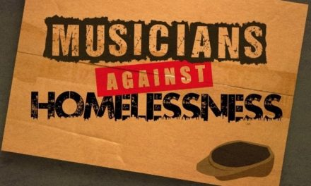 Sapien Trace head up Globe's Musicians Against Homelessness gig