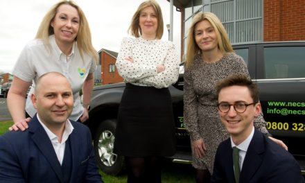 Commercial Cleaning Firm NECS Targets £1m Turnover Increase And 100 New Jobs In 2020