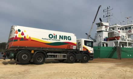 MARINE FUEL SUPPLIER SAILS INTO NEW TERRITORY WITH SEVEN-FIGURE HSBC UK BACKING